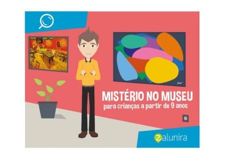 Mistério no Museu - a partir de 9 anos