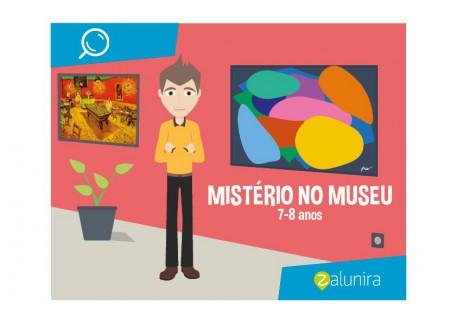 Mistério no Museu - 7-8 anos
