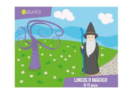 Lineus o Mágico a partir de 8 anos