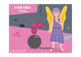 A fada Áurea - 5-6 anos