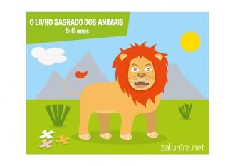O livro sagrado dos animais - versão 5-6 anos
